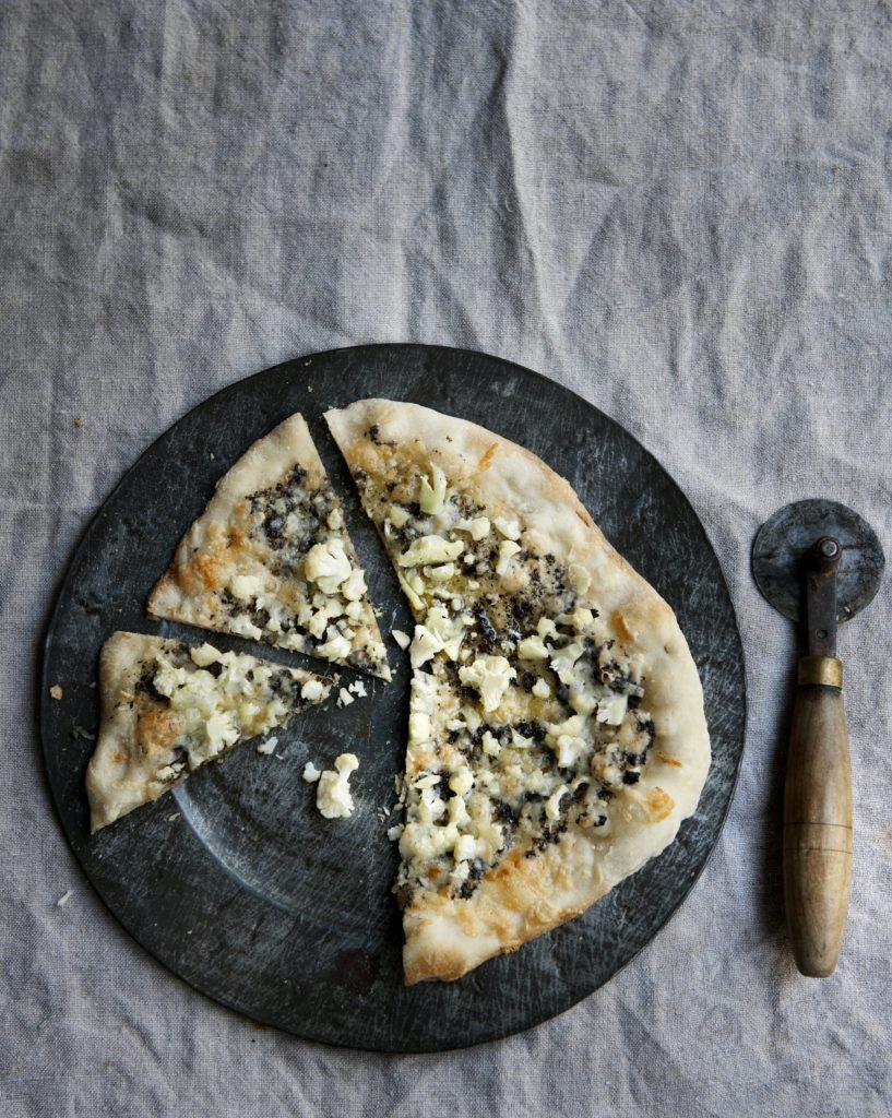 Selvfølgelig er der pizza på menuen. Scarpetta parrer det traditionelle italienske køkken med skandinaviske råvarer.