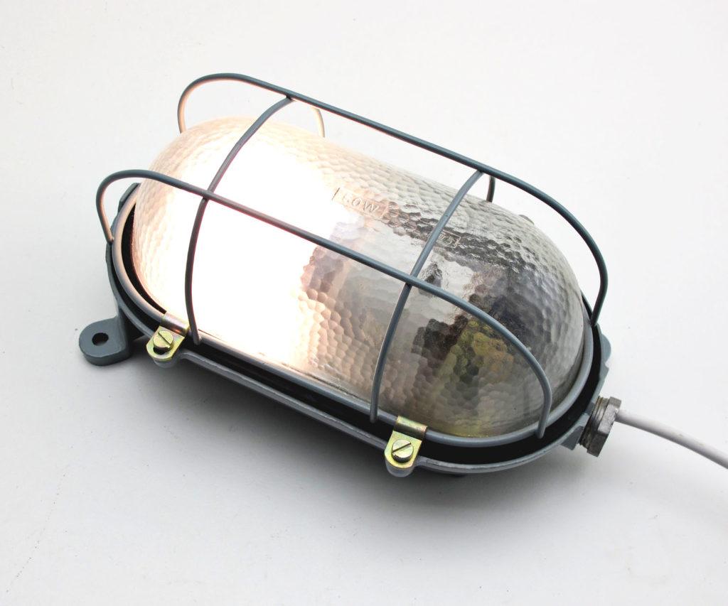 Skotlampe fra DDR